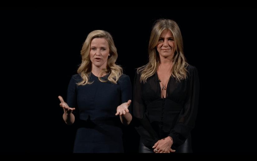 Apple Event : March, 25 2019 : Jennifer Aniston