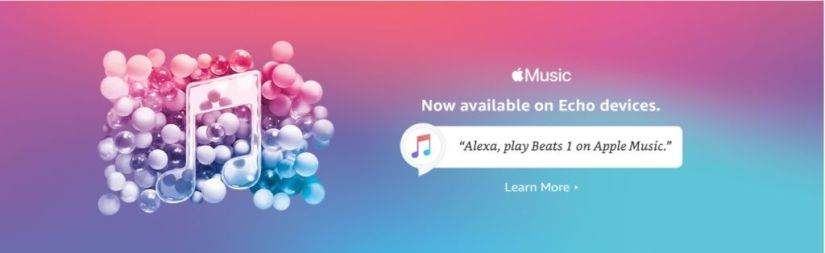 Alexa Now Supports Apple Music in the UK and Ireland
