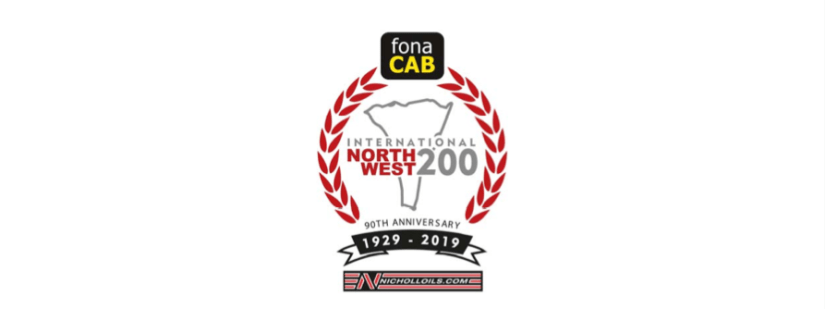 2019 NW200 90th Anniversary Banner