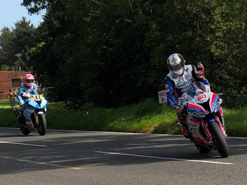 Picker Hickman 2019 Ulster Grand Prix