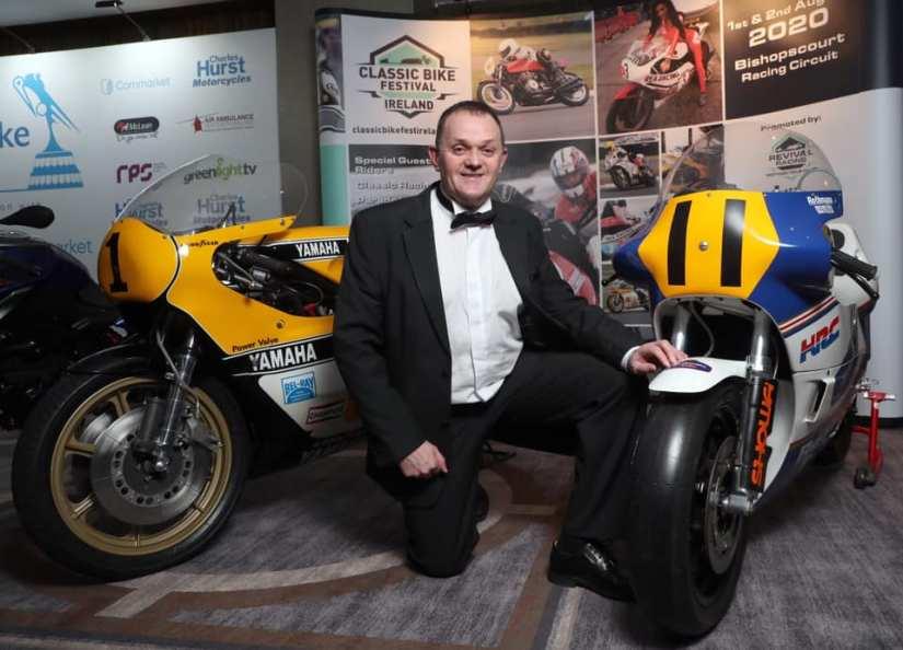 2019 Irish Motorbike Awards : Phillip McCallen