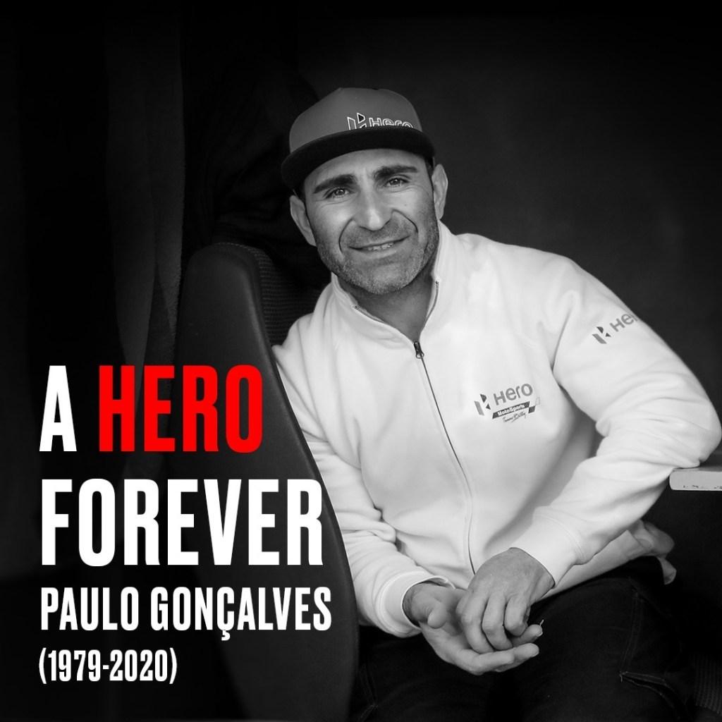 Paulo Gonçalves 2020