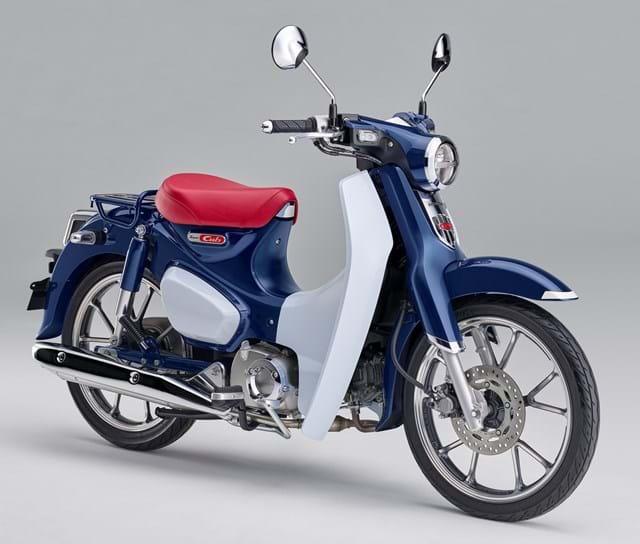 2018 Honda Super Cub