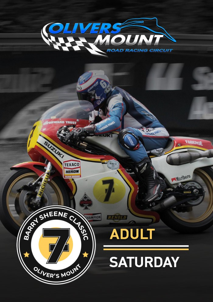 Oliver's Mount Barry Sheene Classic 2020