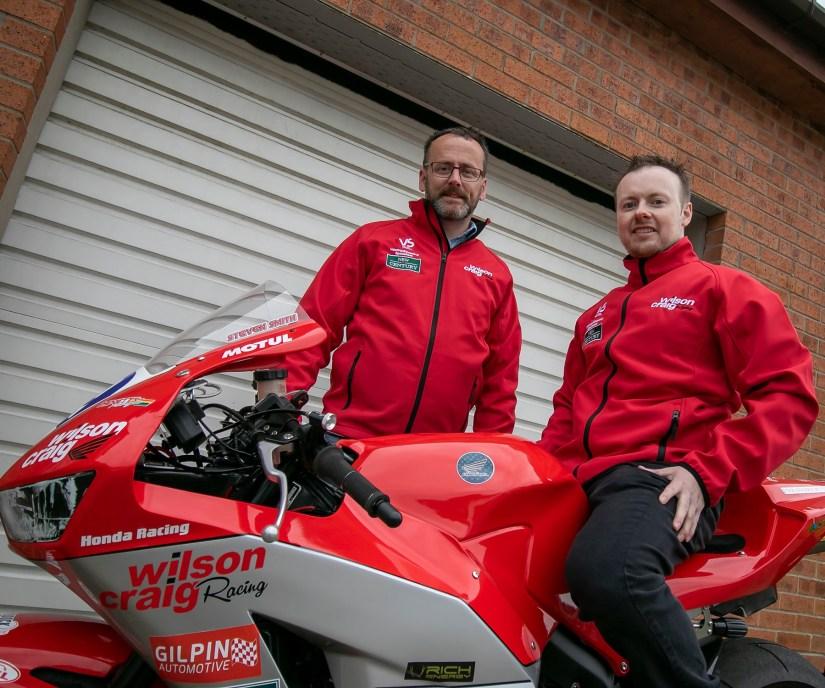 Wilson Craig Racing 2020