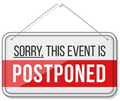 2021 Cookstown 100 Postponed