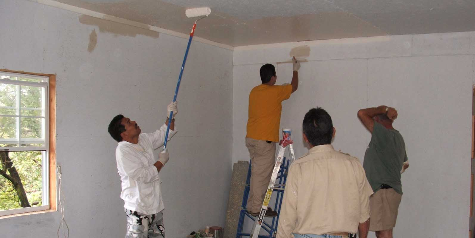 Professional Painting Work In Dip Tbnts