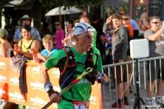 Arnaud Lejeune lief im vergangenen Jahr auf PLatz 8 beim UTMB und wurde Dritter bei der Diagonale des Fous.