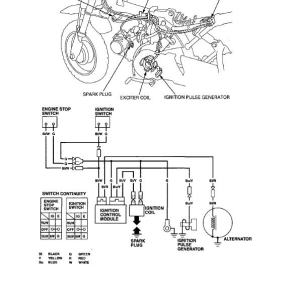 Honda Recon 250 Wiring Diagram Honda Wiring Diagram Images