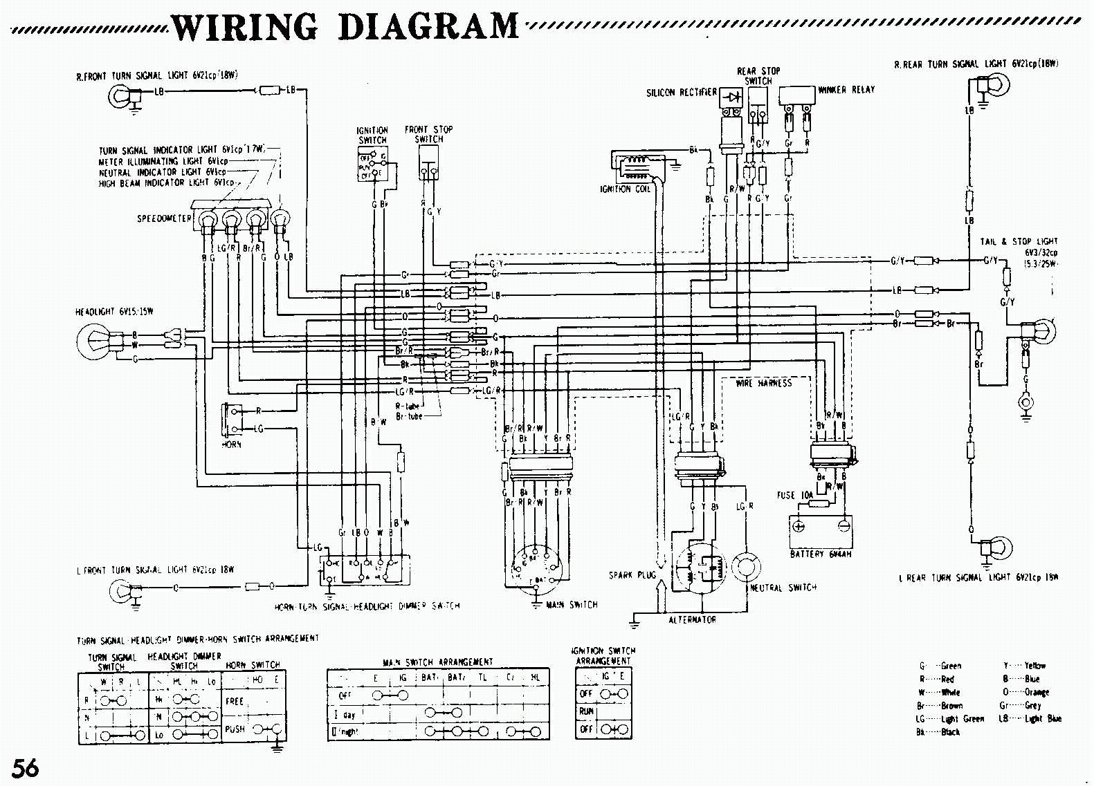 Howhit Engine Wiring
