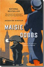 cover image of Maisie Dobbs by Jacqueline Winspear