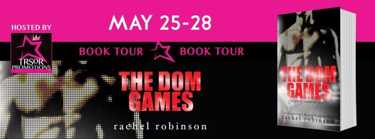 dom games book tour
