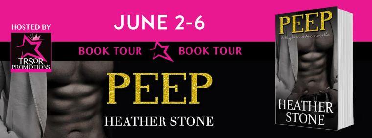 peep book tour