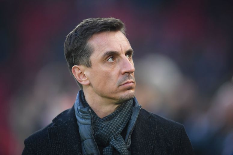 Gary Neville predicts Liverpool clash against Real Madrid this week - The Boot Room