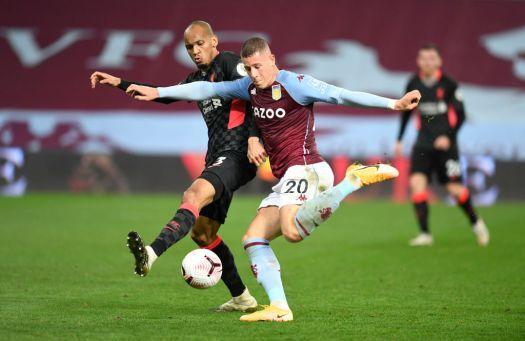 Garth Crooks blown away by Ross Barkley as Aston Villa ...