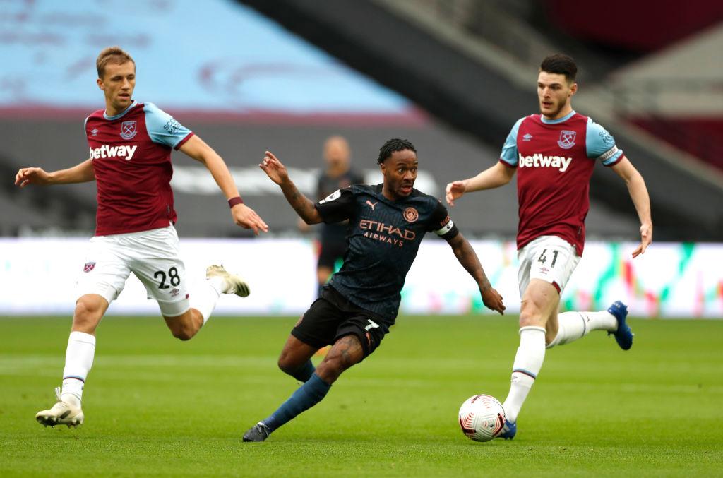 Declan Rice praises West Ham teammate Tomas Soucek   The Boot Room