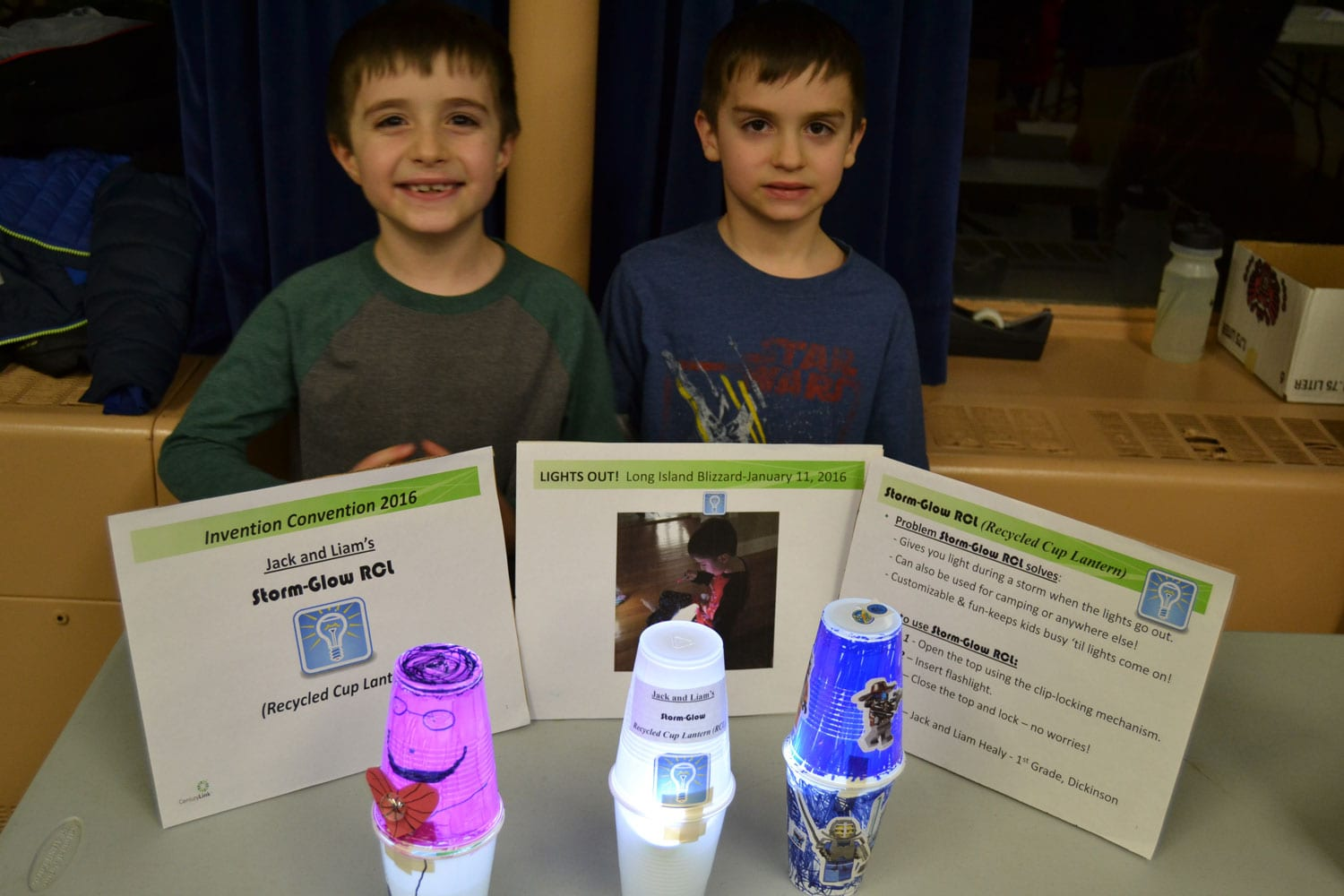 Ted And Talented Projects For Third Grade