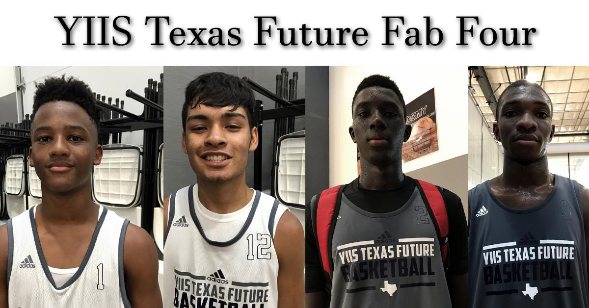 YIIS Texas Future Fab 4