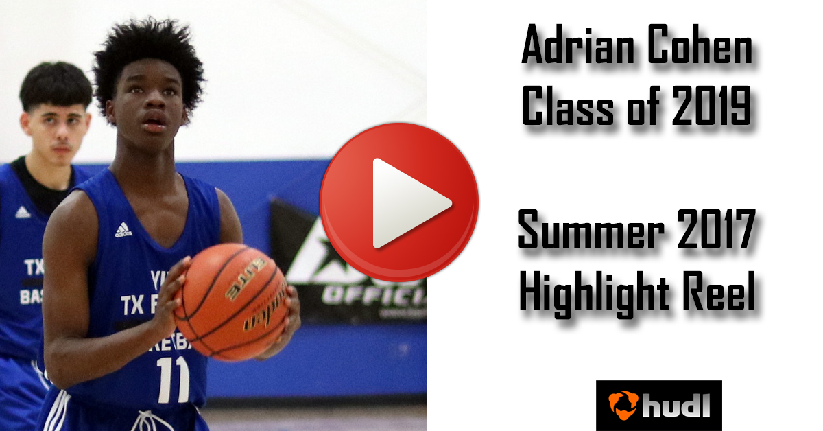 Adrian Cohen Video Thumbnail