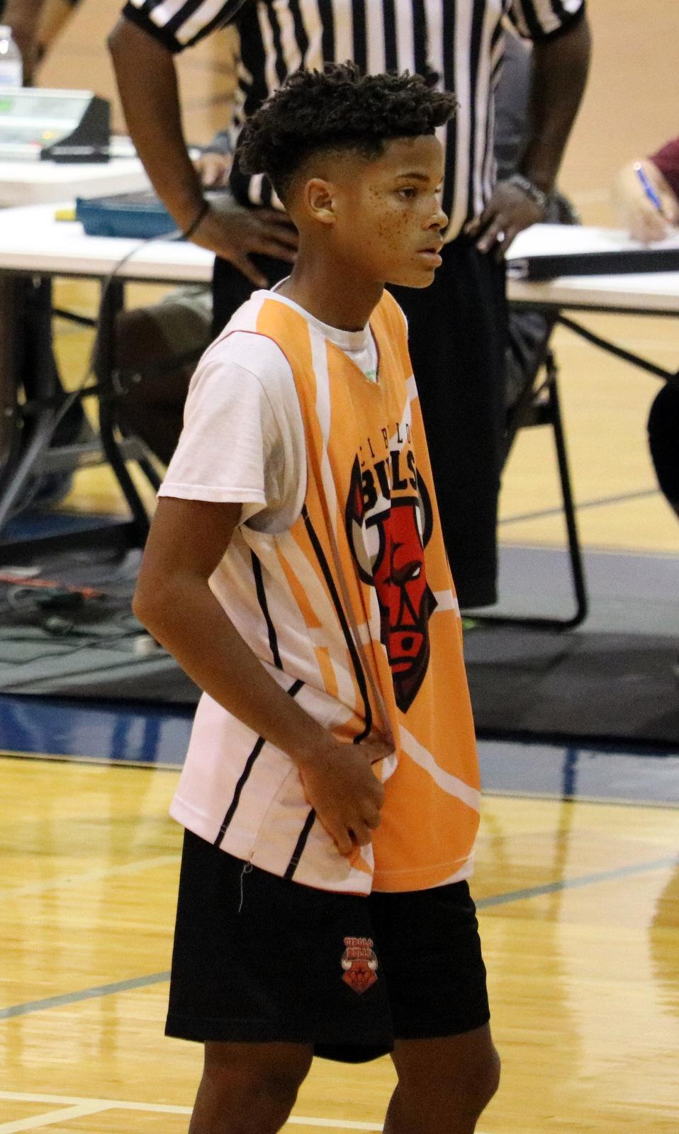 Elijah Cheatum Basketball Standing