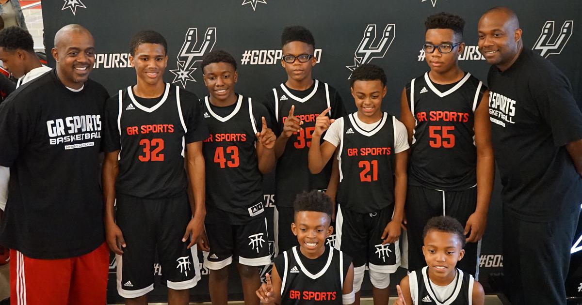 GR Sports T-Mac Basketball Team