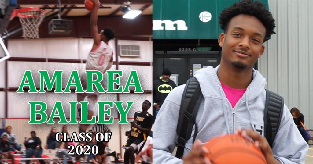 Amarea Bailey Class of 2020