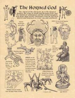 IlluminatiWatcherDotCom Occult Holiday Horned God 2