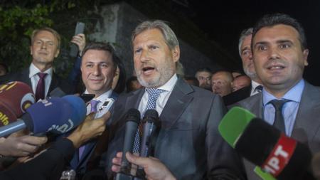 hahn_mazedonien_gruevski_zaev_krise_neuwahlen