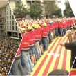 Is Catalonia the Shame of EU? – Massive pro-Catalan protest…