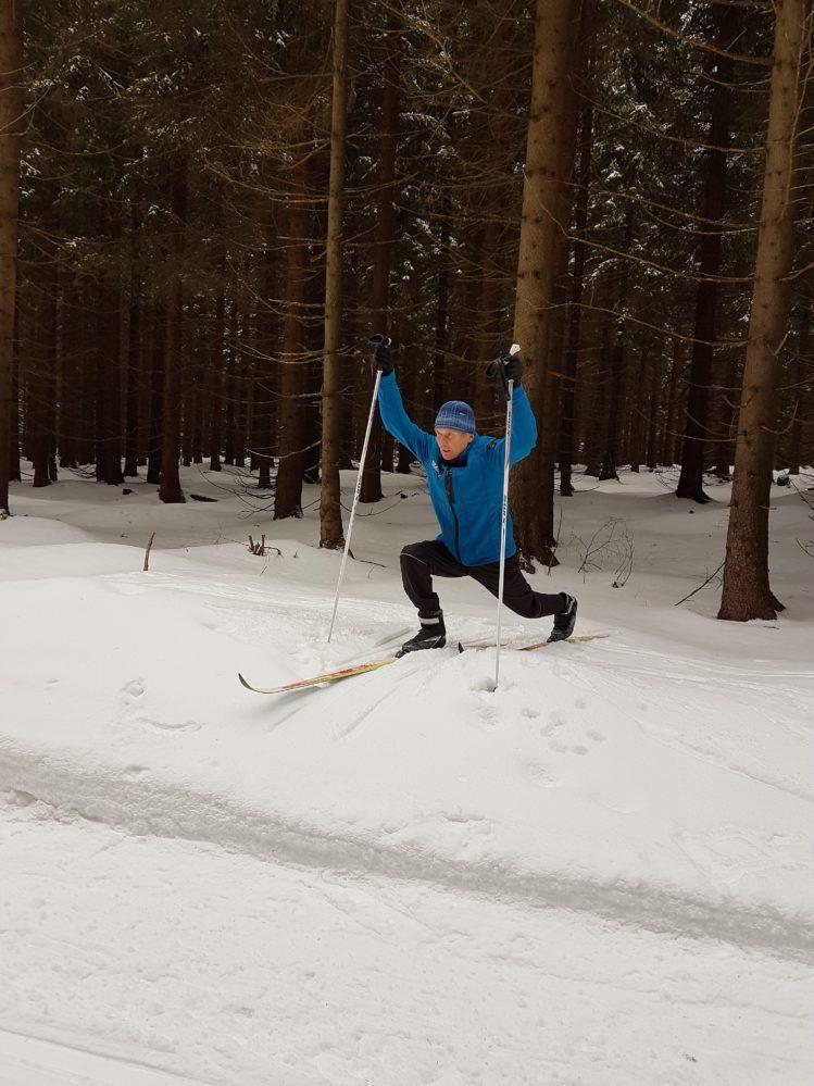 """Skilager """"die Zweite"""""""