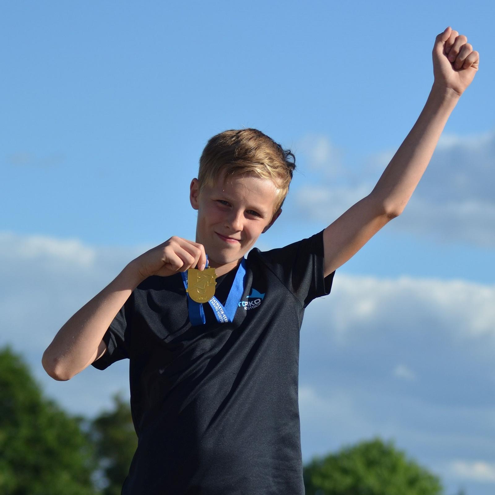 Leichtathletik - Landesmeisterschaften der SchülerInnen in Schwerin
