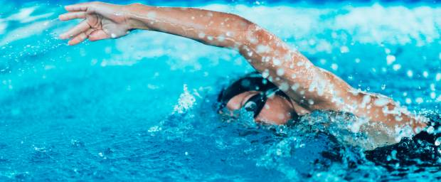 100x100 Schwimmen in Lübeck