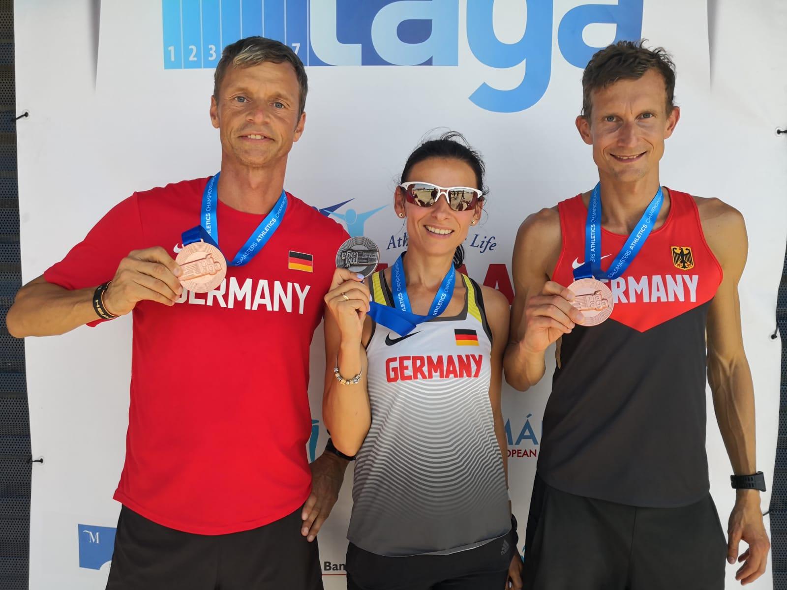 Leichathletikverband ehrt erfolgreiche Athleten und Trainer der Saison 2018