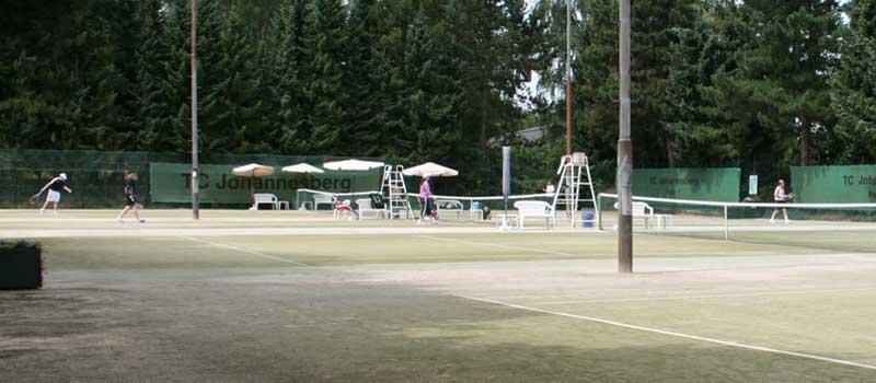 TC Johannesberg Tennisplätze