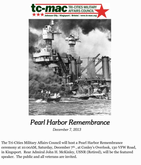 Pearl Harbor Remembrance for Web