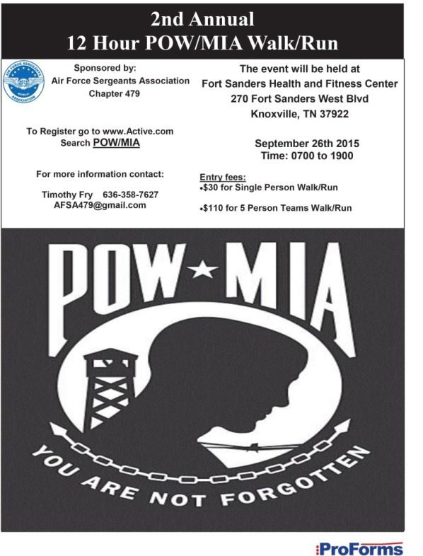 2nd Annual POW-MIA flyer 9.26