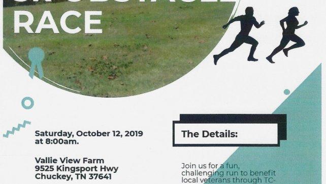 5K Obstacle Race – October 12