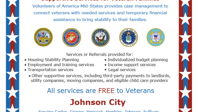 VOA Assistance for Homeless Veterans
