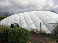 """Die """"Allianz Arena"""" vom Heldenberg"""