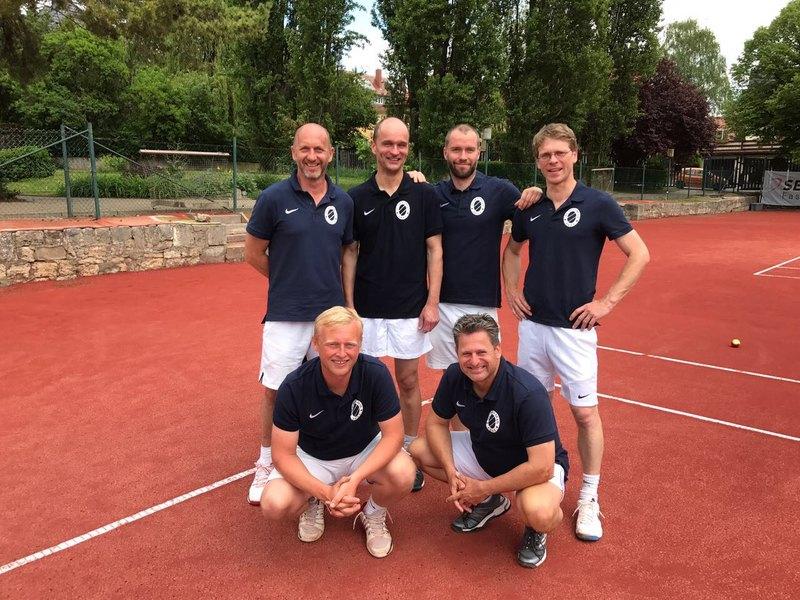 Herren 30 Landesmeister spielen um den Aufstieg in die Ostliga