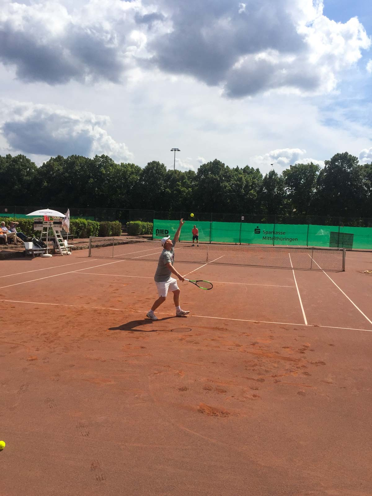 TC Weimar lädt zum ersten Turnier im Rahmen der Clubmeisterschaften