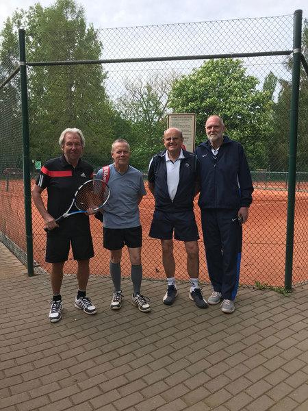 Senioren 65+ in Erfurt erfolgreich