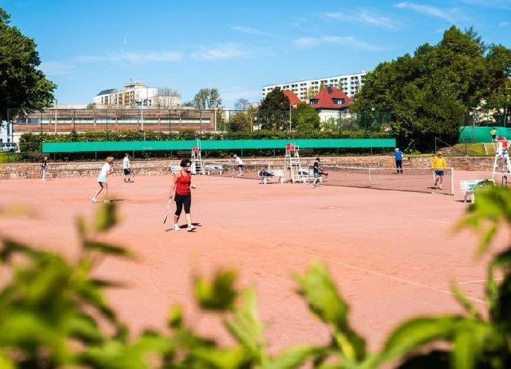 AFTER-WORK-TENNIS am Donnerstag, 21. Juni 2018