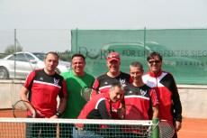 v.l. Thomas Kugler, Holger Kuhnisch, Marco Honegger, Thomas Schlötzer, Reinhold Eigner und Fritz Helm