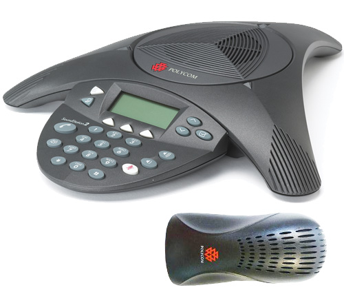 Polycom Display Conference Phone