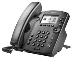 Polycom VVX 300 Business Media Phone (2200-46135-025)