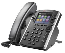 Polycom VVX 400 VoIP Business Phone (2200-46157-025)