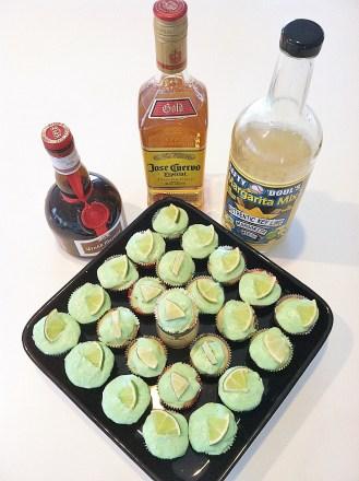 Cupcake Shots
