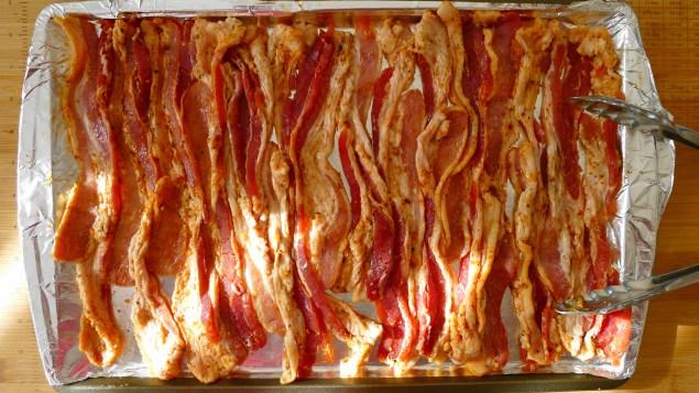 Bacon Marinated Overnight