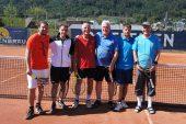 David Grüninger verteidigt seinen Einzelclubmeister Titel souverän 50
